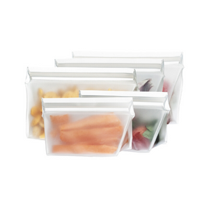 (re)zip Stand-Up Leakproof Storage Bags (5 pack)