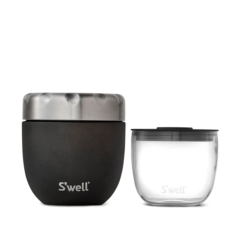 S'well Eats™ Onyx 2-in-1 Food Bowl - 473 ml (16 oz)