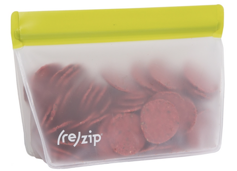 (re)zip Stand-Up Leakproof Food Storage Bag (2 cup / 16oz)