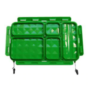 Go Green 5-compartment Leak-Proof Foodbox (Large) Lid
