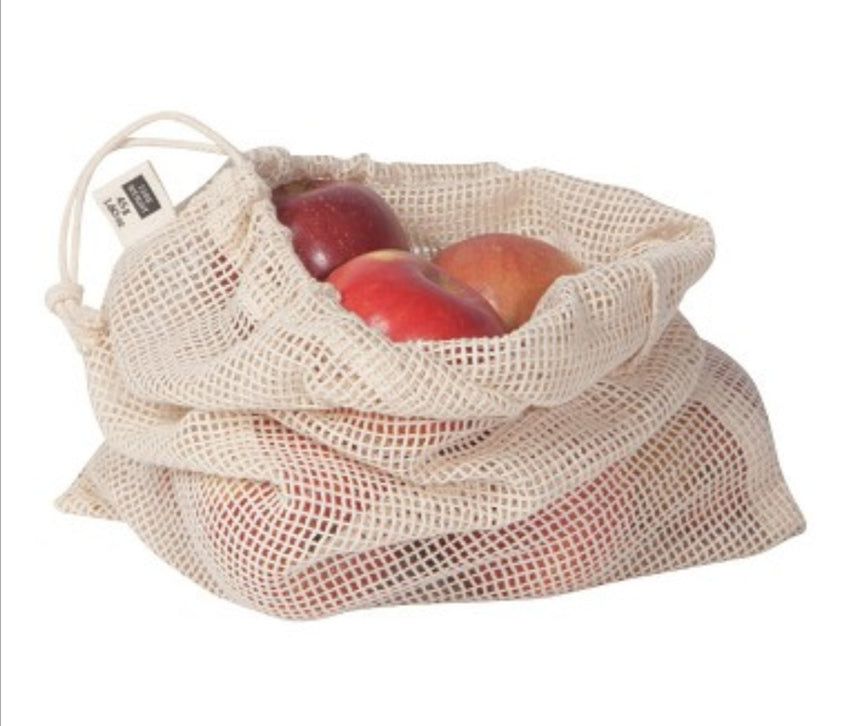 Le Marché Produce Bags (Set of 3)