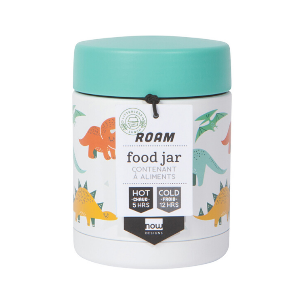 Roam Insulated Food Jar
