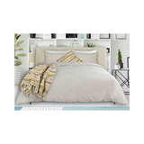 Linen & Cotton Duvet Cover Set