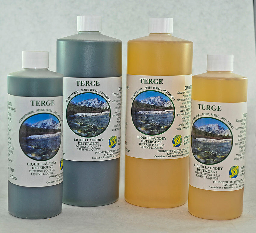 Soap Exchange Terge Laundry Detergent
