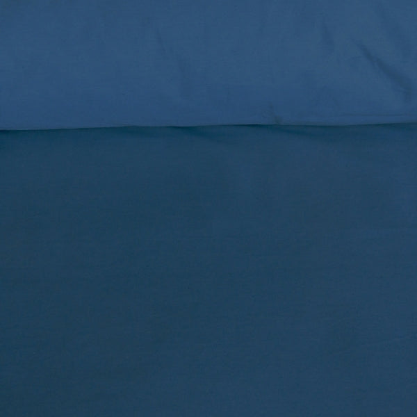 Organic Solid Colour Sateen Flat Sheet by Dream Designs