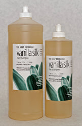 Soap Exchange Vanilla Silk Shampoo