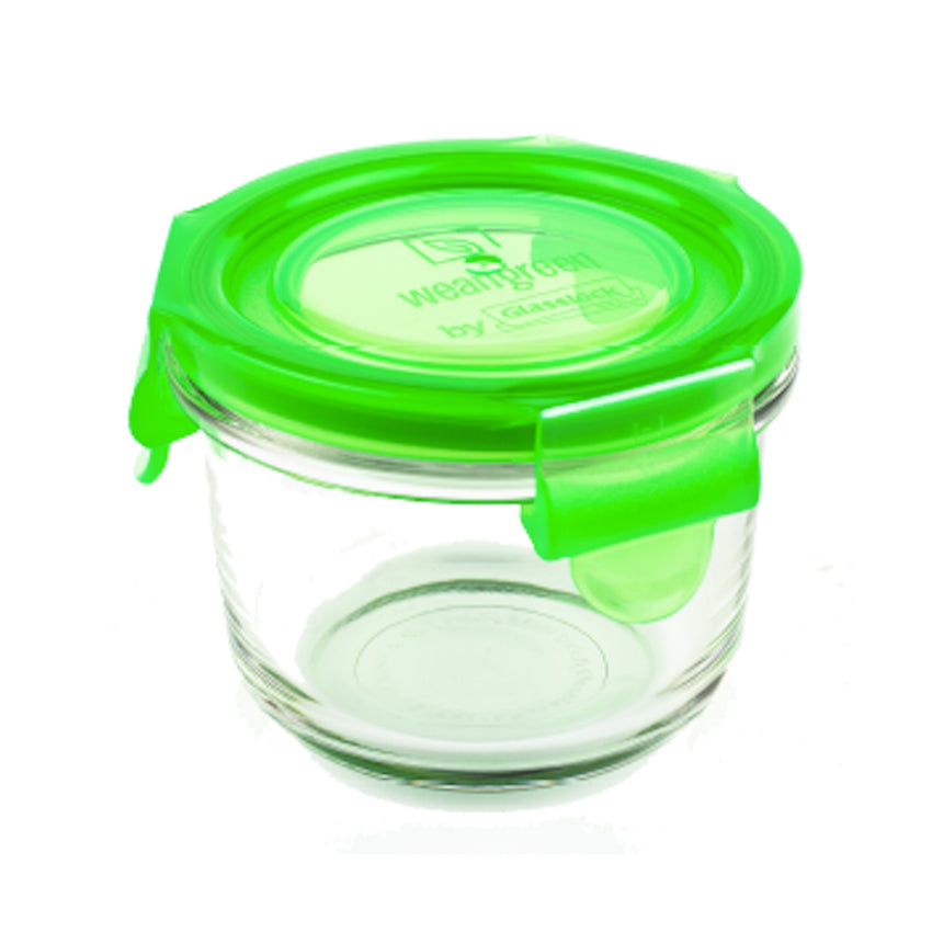 Wean Green Snack Bowl 5.4oz