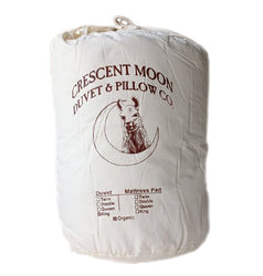 Crescent Moon Alpaca Duvet - Light Weight