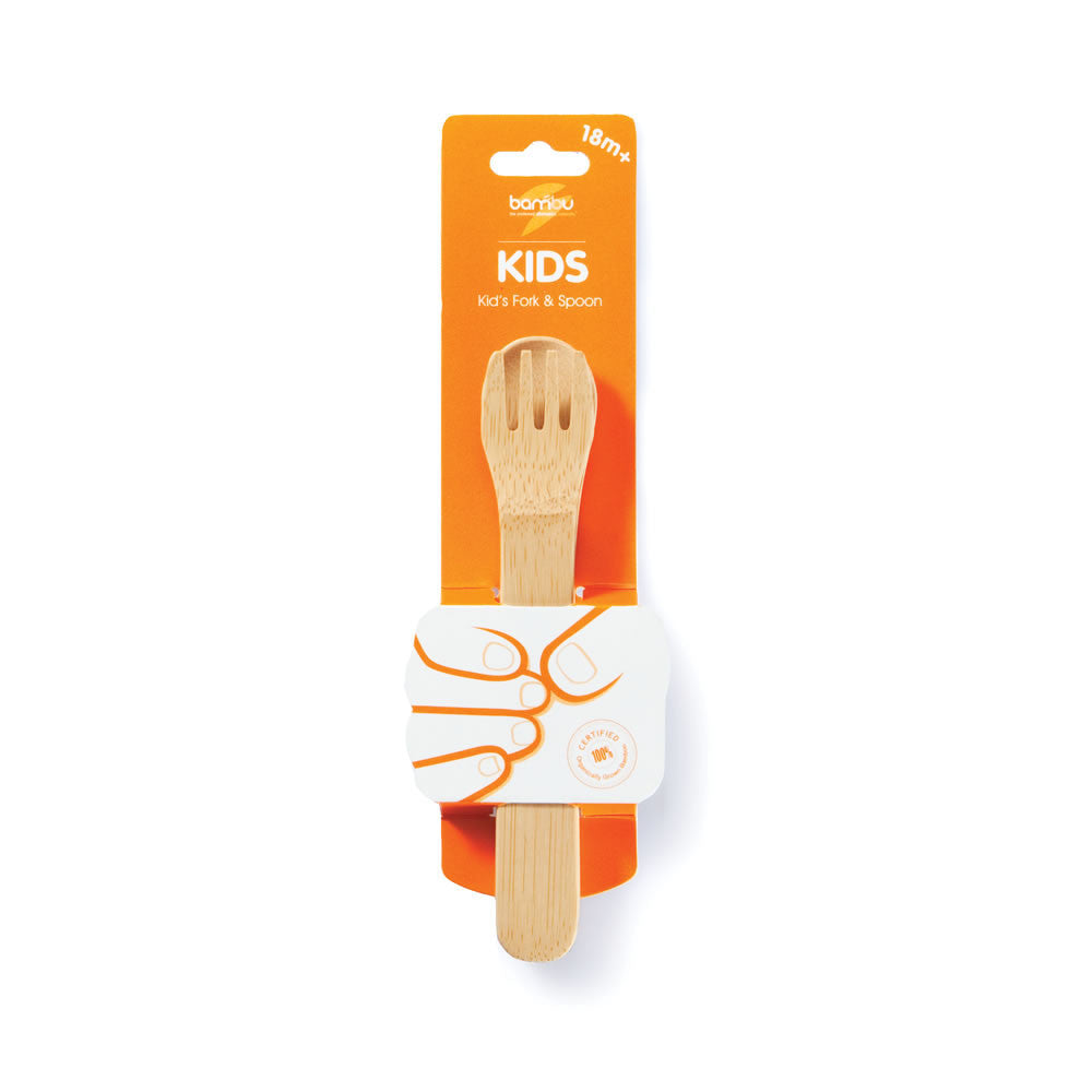 Kid Fork & Spoon Set