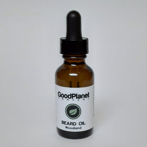 Good Planet Beard Oil