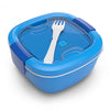 Bentgo Salad On-The-Go Salad Container Blue