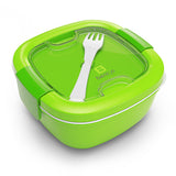 Bentgo Salad On-The-Go Salad Container Green