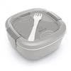 Bentgo Salad On-The-Go Salad Container Grey