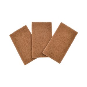 Walnut Shell Scour Pads (3-Pack)