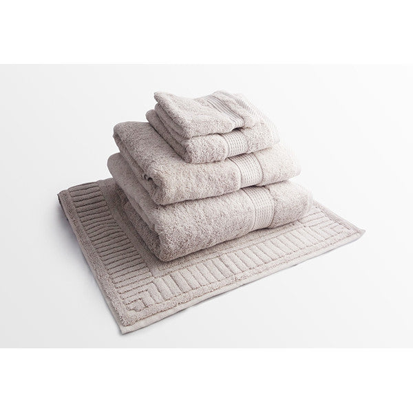 Dream Designs Organic Cotton Towel Taupe