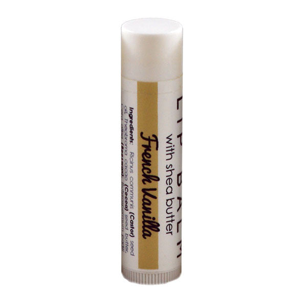 Good Planet Lip Balm French Vanilla