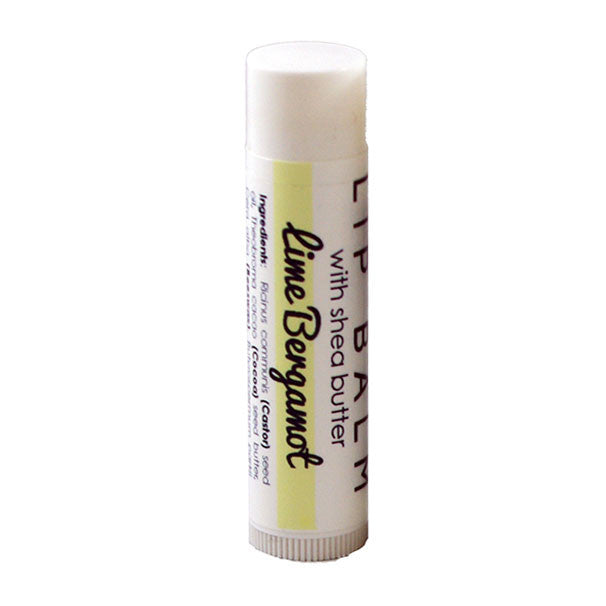 Good Planet Lip Balm Lime Bergamot
