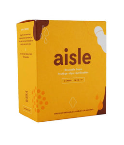 Period Aisle Reusable Liners (pack of 2)