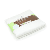 Naturepedic Organic Cotton Crib Sheet White