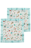 Loulou Lollipop Security Blanket (2 Pack)