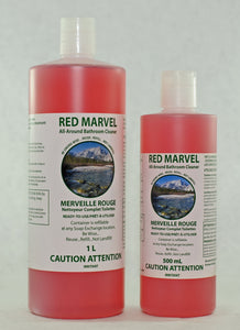 Soap Exchange Red Marvel Bathroom Cleaner
