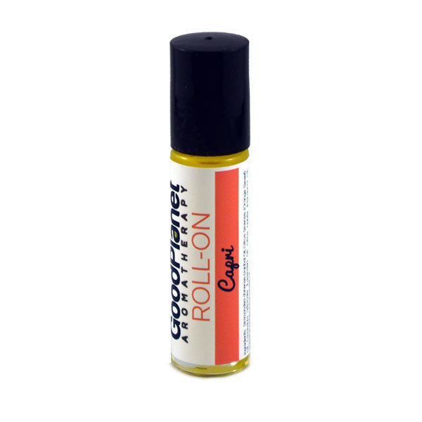 Aromatherapy Roll On - Destination Blend Capri