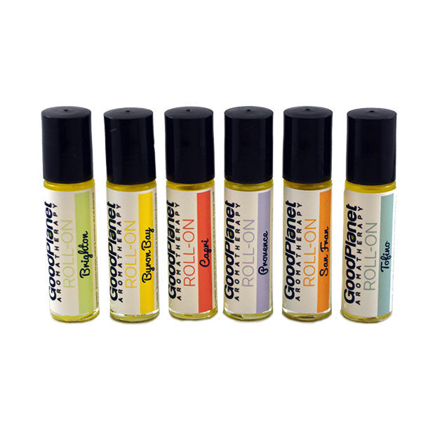 Aromatherapy Roll On - Destination Blends