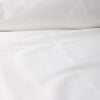 Dream Designs Organic Cotton Sateen Sheet Set - White
