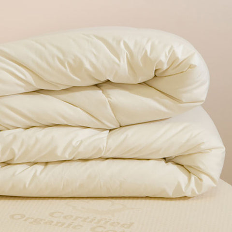 Washable Wool Duvet - Regular Weight