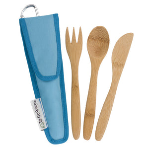 Kids Utensil Set - Berry