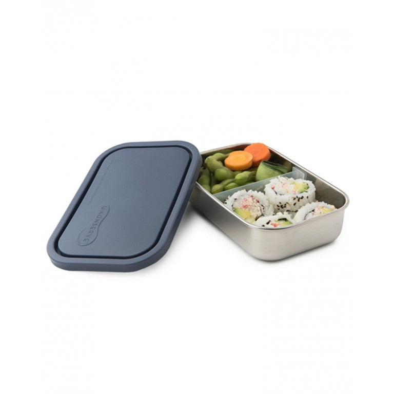 U-Konserve Divided Rectangular Container (33oz)