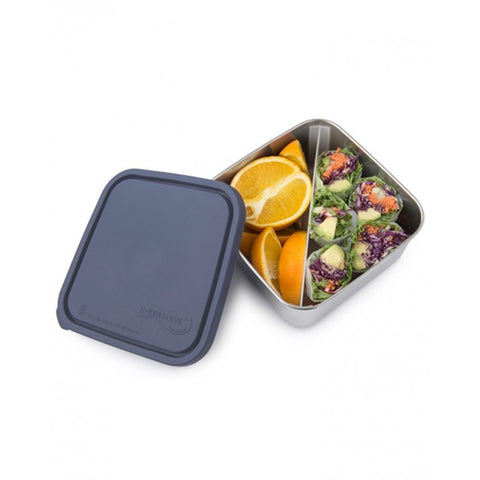 U-Konserve Divided Large Square Container (50oz)