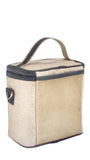 SoYoung RAW Linen Small Cooler Bag
