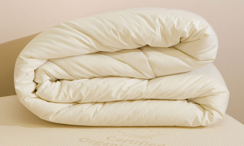 SnugSleep Organic Wool Duvet (Regular Weight)