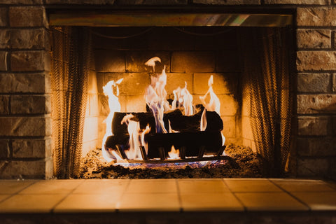 fireplace is a hidden asthma trigger