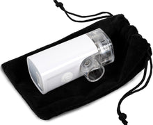 Load image into Gallery viewer, NEBULIZER WIZARD PORTABLE RECHARGEABLE SILENT