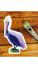 Load image into Gallery viewer, Pelican sticker