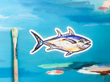 Load image into Gallery viewer, Blue Tuna sticker