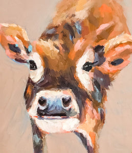 Clementine the Cow