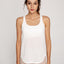 Workout Tank Top with Exposed Back - Zen Zen Studio NYC