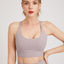 Soft and Supportive Full Coverage Racerback Sports Bra - Zen Zen Studio NYC