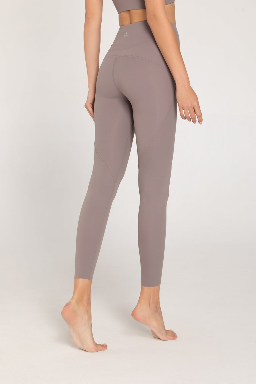 Prana Long Ankle-Length Athletic Workout Leggings Lava - Zen Zen Studio NYC