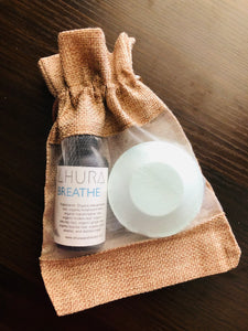 AHURA Respiratory Relief Holiday Gift Bundle