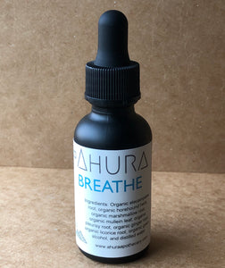 Organic BREATHE Herbal Tincture