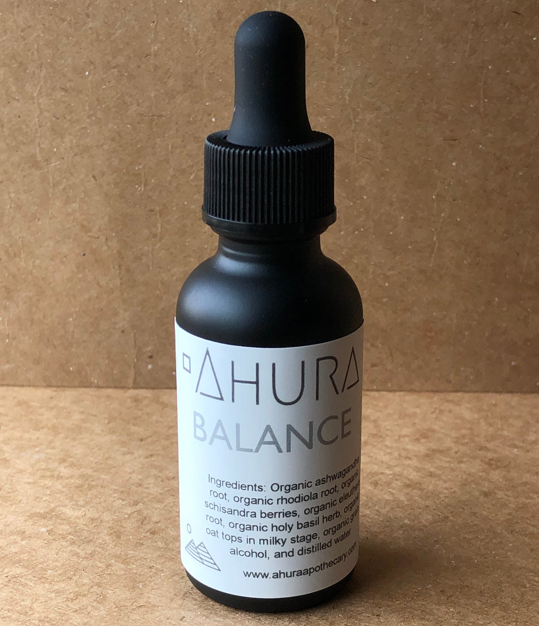 Organic BALANCE Herbal Tincture