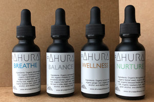 Organic WELLNESS Herbal Tincture