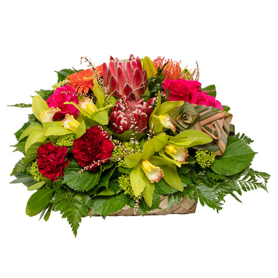 Pacifica Arrangement from Mayflower Studio Florist in Marlborough, NZ