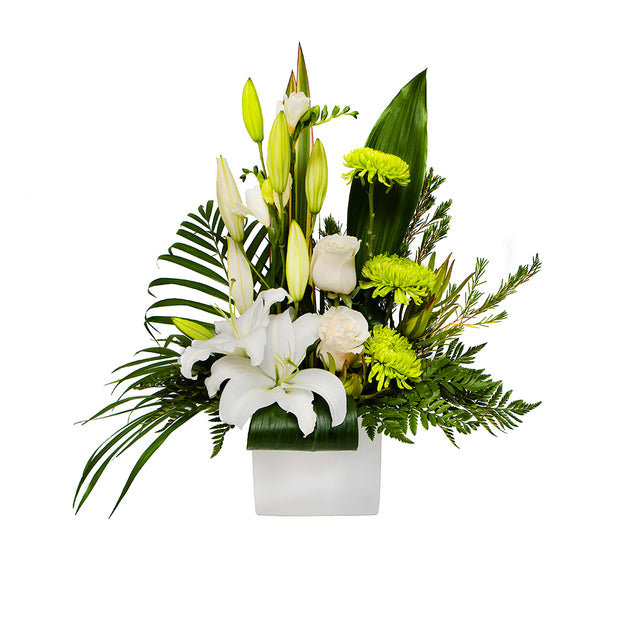 Eloquence Arrangement from Mayflower Studio Florist in Marlborough, NZ