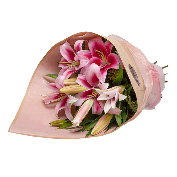 Luxurious Lilies from Mayflower Studio Florist in Marlborough, NZ