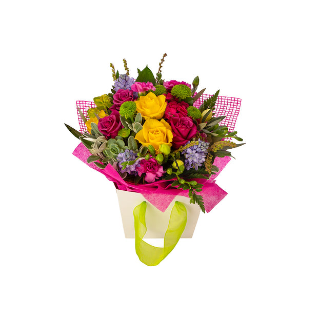 Spring Whispers Bouquet from Mayflower Studio Florist in Marlborough, NZ